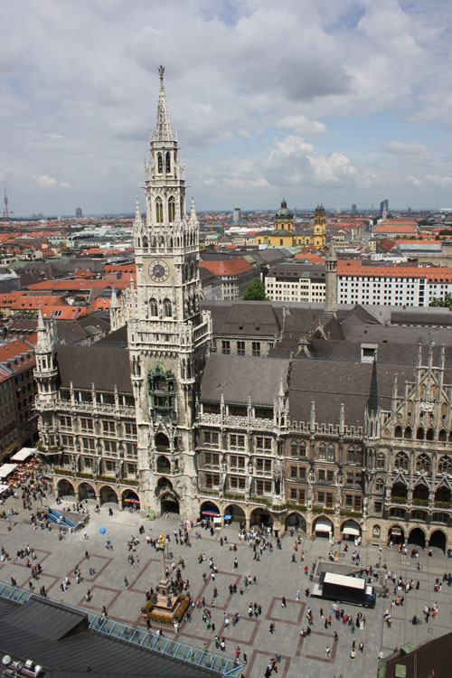 Munich Marienplatz