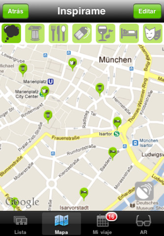 Labtrip App Screenshot 3