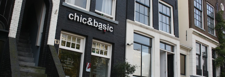 chic and basic amsterdam hotel