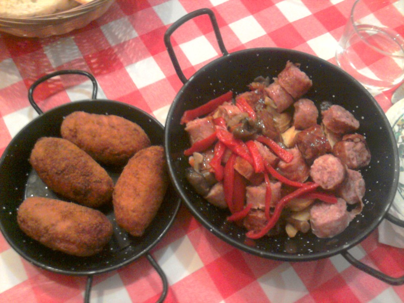 tapas tipicas ainsa 