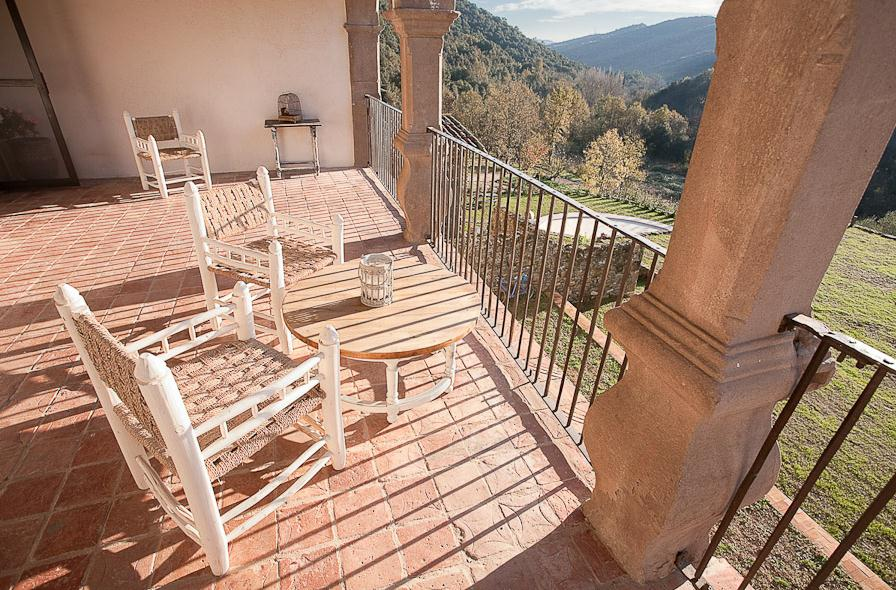 Suite rural con terraza privada mas Can Batlle
