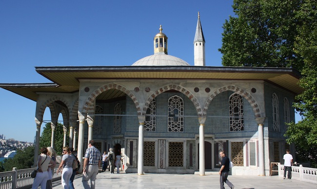 bagdad topkapi