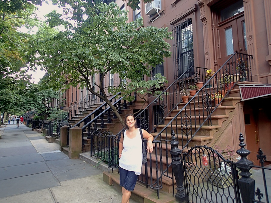 Ruta por park slope brooklyn sempre viaggiando for Casas en nueva york