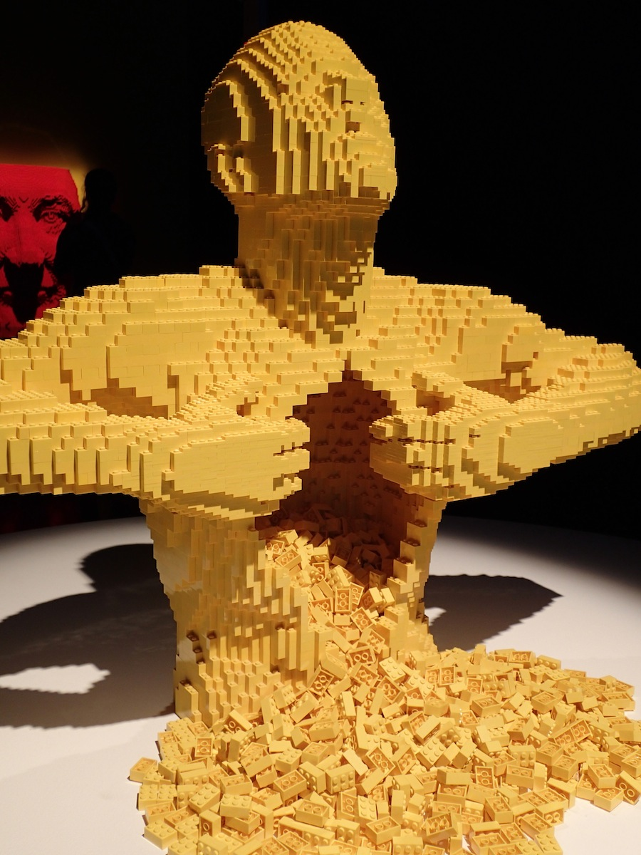 art of the brick new york
