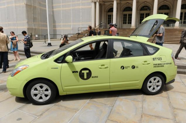 greentaxi