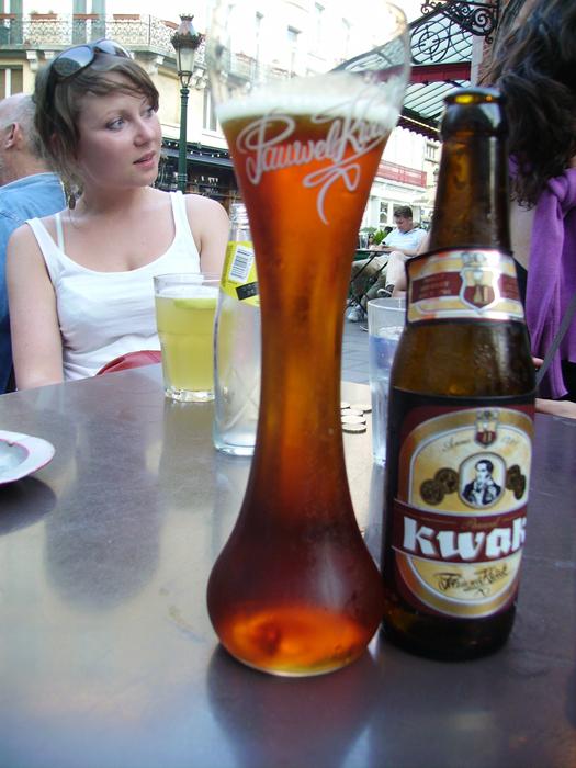 Cerveza Belga Kwak