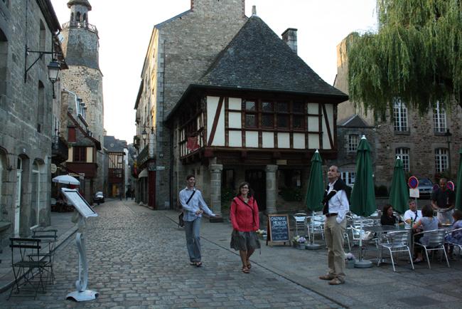 Dinan, Bretaña francesa