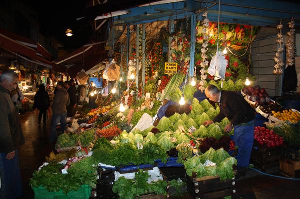 mercado de kadikoy en istanbul