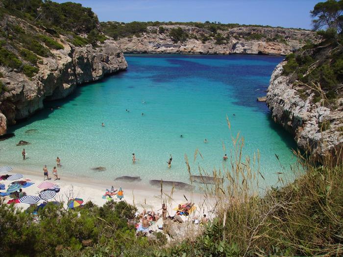 Es calo des Moro Mallorca Playa