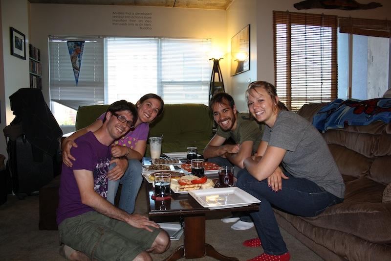Viajar con couchsurfing: alojarnos en casa de varios viajeros