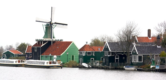 Excursion Zaanse Schans cerca de Amsterdam