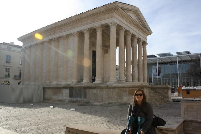 Nîmes, Maison Carre