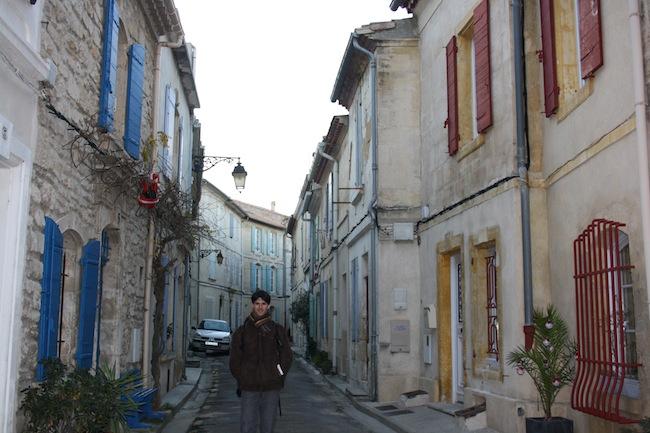 Callejuelas de Arles Francia