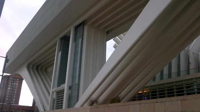 Entrada Hotel Ayre Oviedo Calatrava