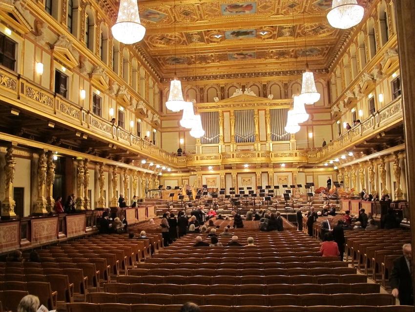 Musik Verein desde ultima fila