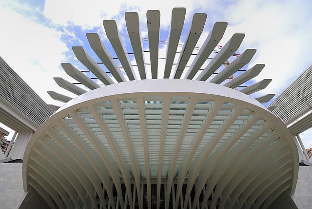oviedo palacio congresos calatrava