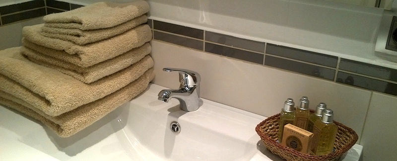 baño occitane