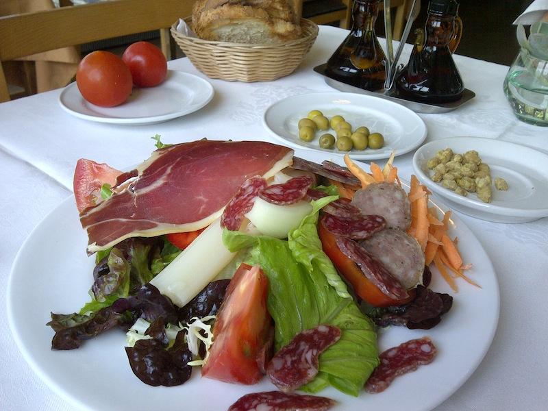 comida catalana can besa