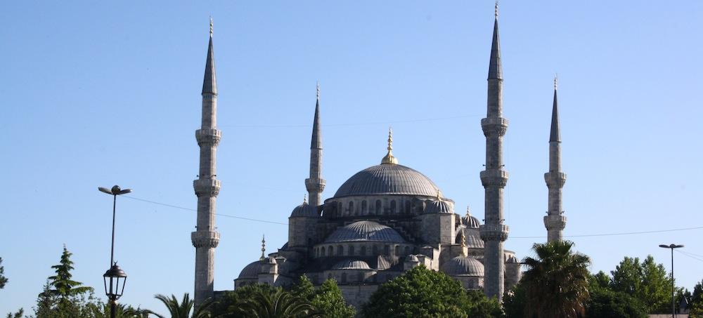 estambul mezquita azul