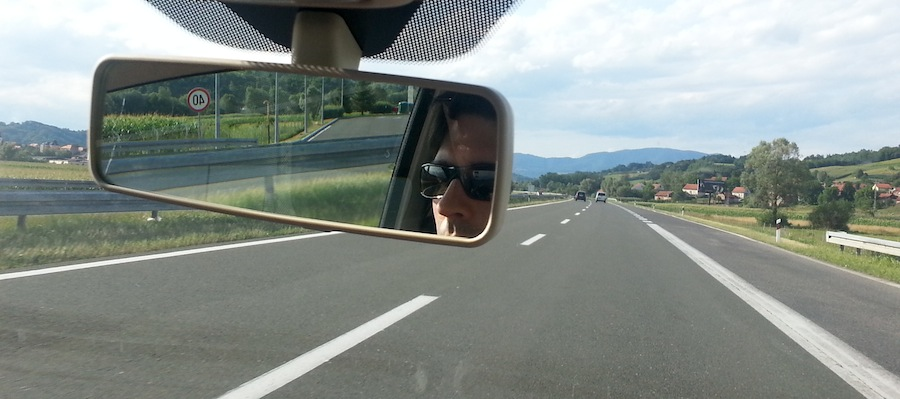 conducir en eslovenia