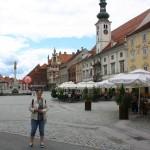 Plaza central de Maribor