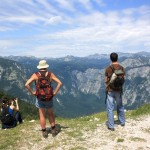 Vistas desde Vogel (1500m)