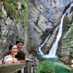 Cascada Savica