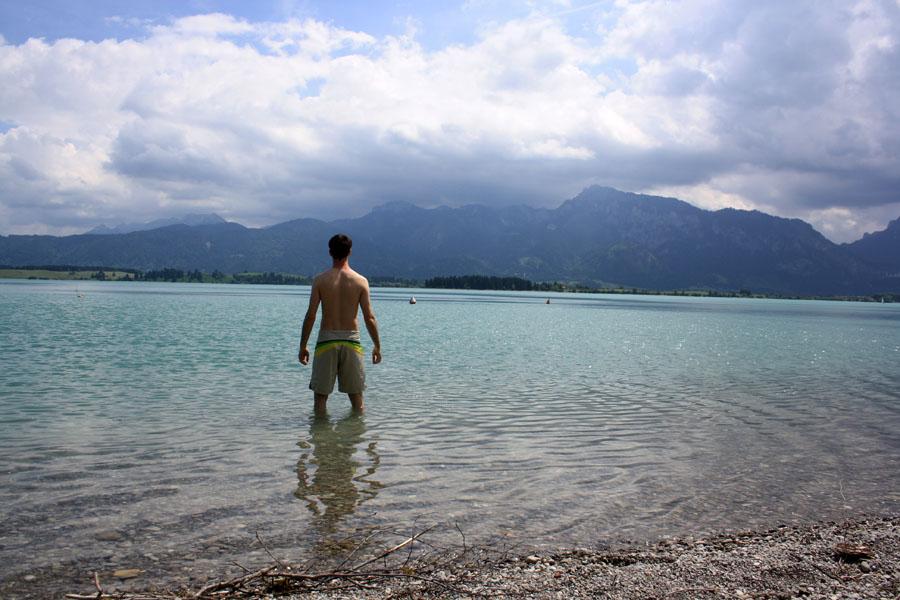fussen lago
