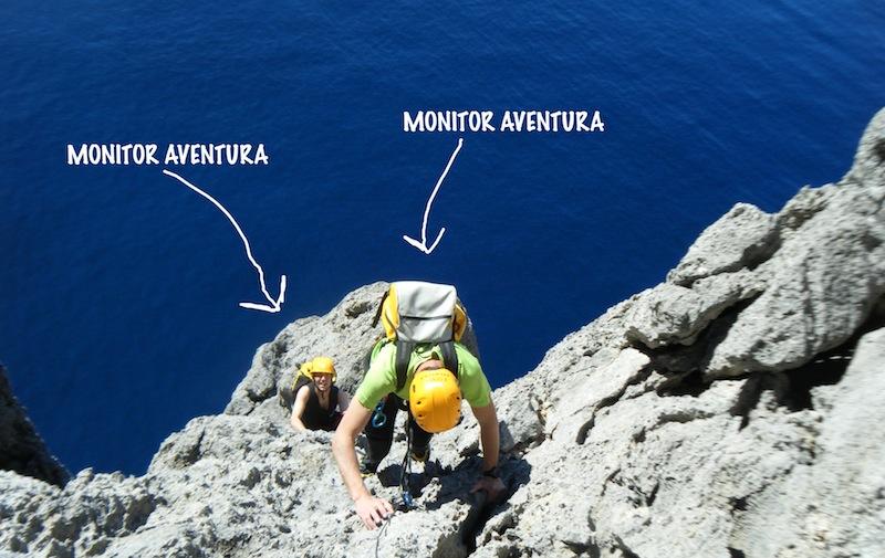 monitor aventura