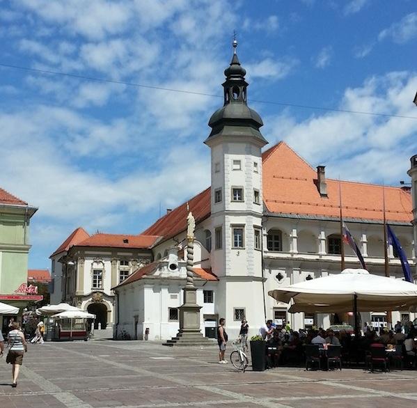 Castillo de Maribor
