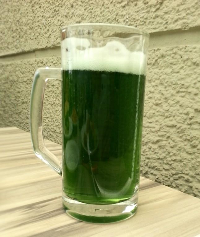 cerveza verde eslovenia maribor