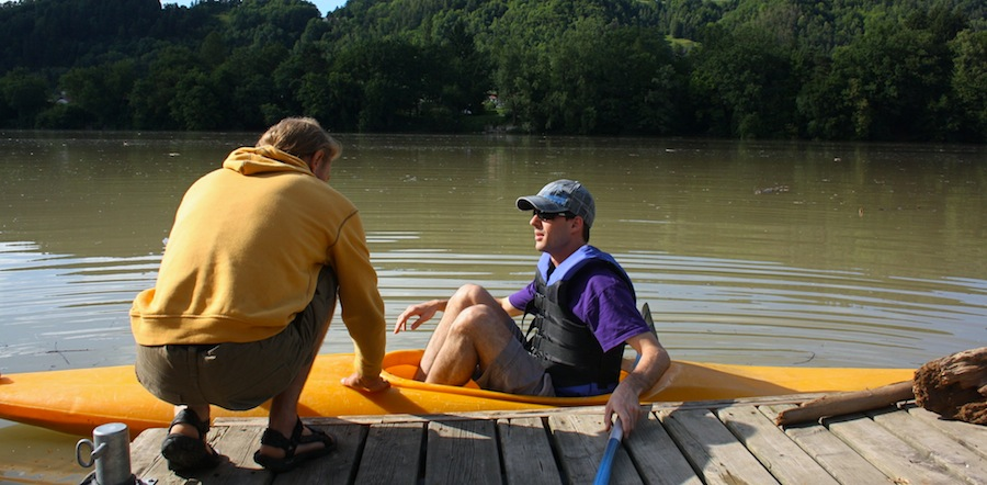 kayak drava slovenia maribor