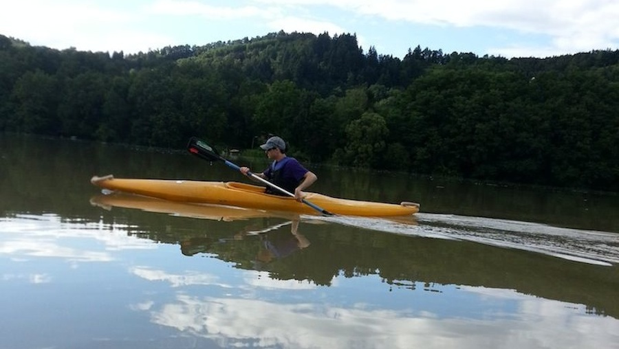 drava kayak maribor slovenia