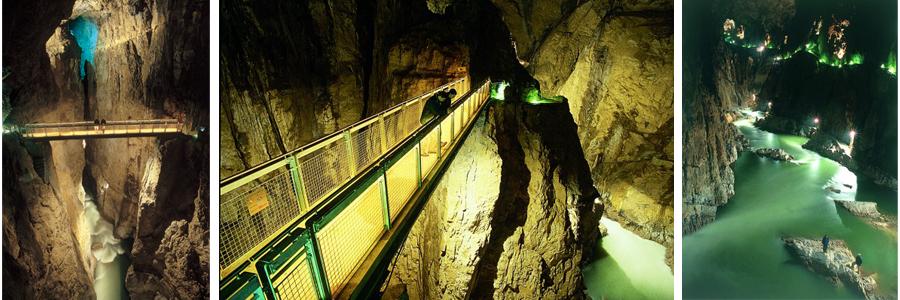 Cuevas de Skocjan Eslovenia