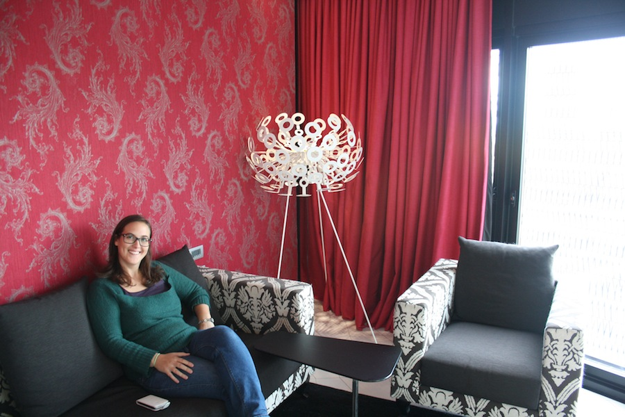 junior suite hotel barcelo raval