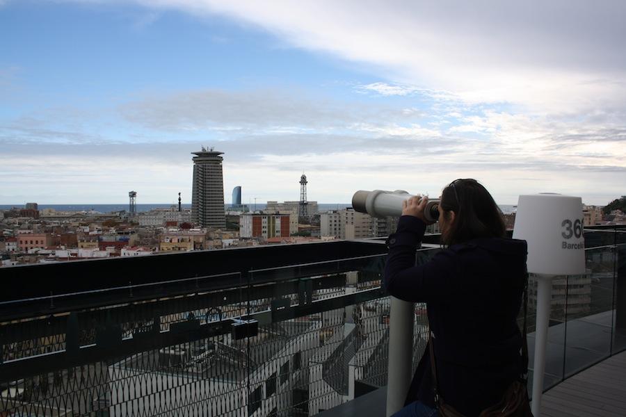 terraza barcelo raval 360