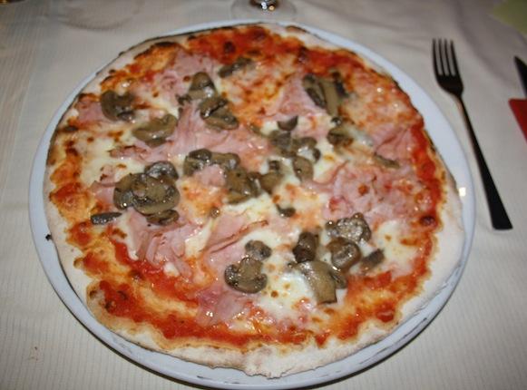 pizza italiana bergamo il sole