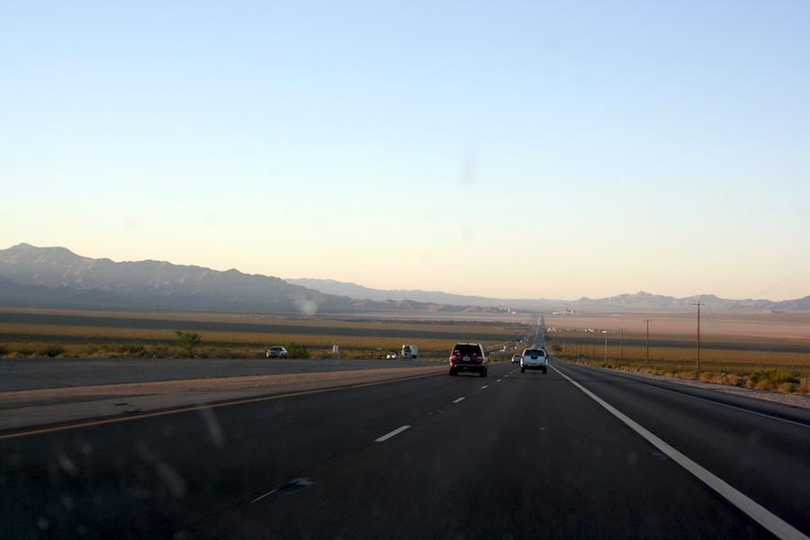 viaje por carretera estados unidos