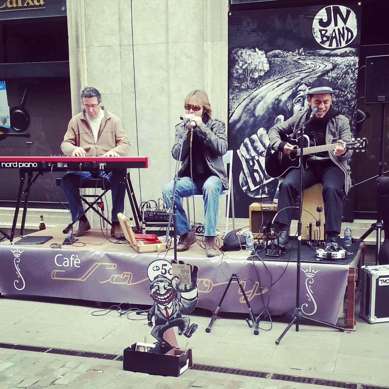 girona-musics-carrer