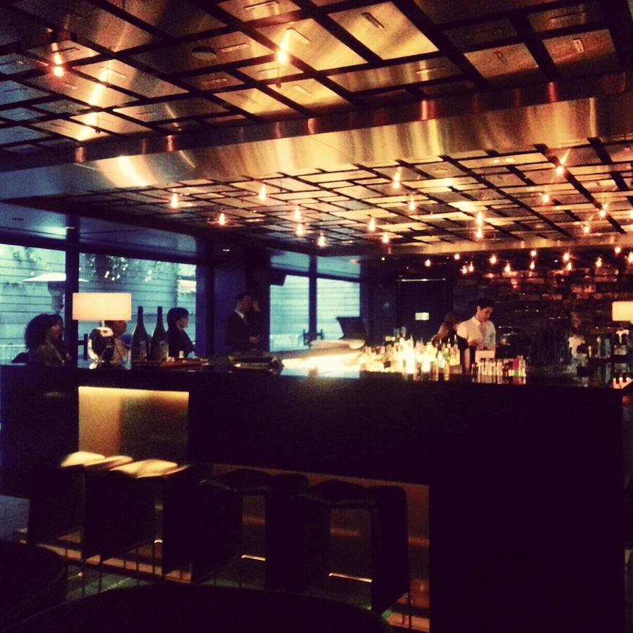 Bankers Bar Mandarin