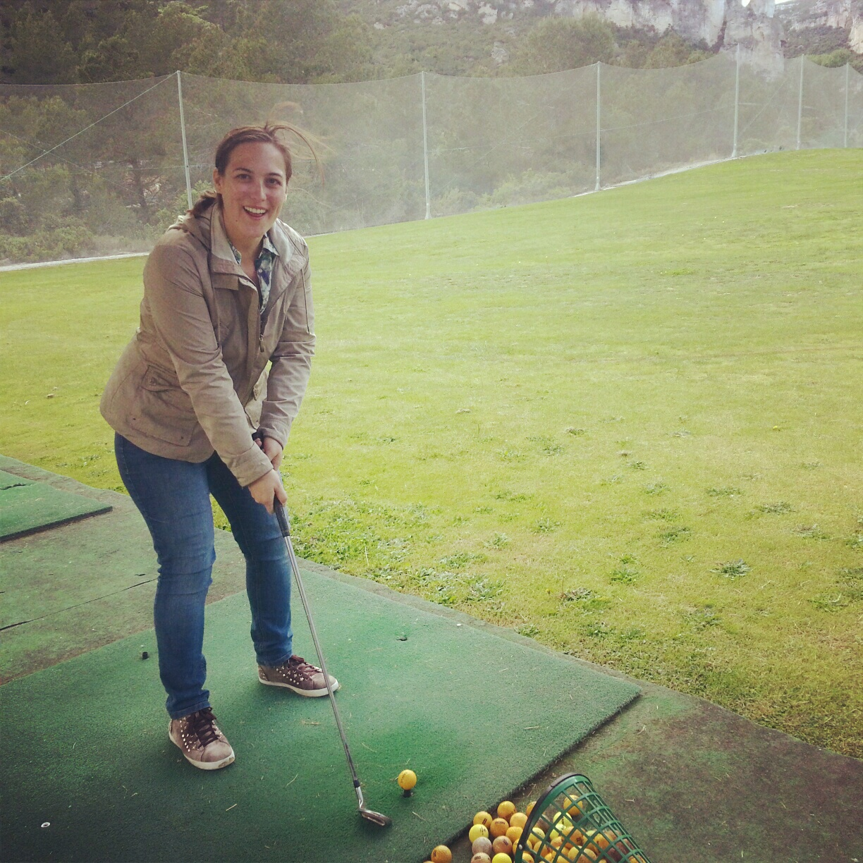 Pitch and putt la figuerola
