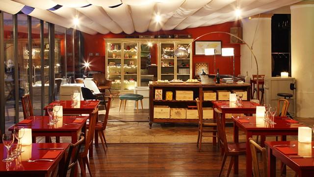 Restaurante Hotel Aiguaclara
