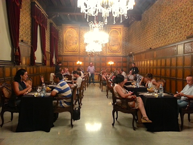 Salon casa de la seda barcelona