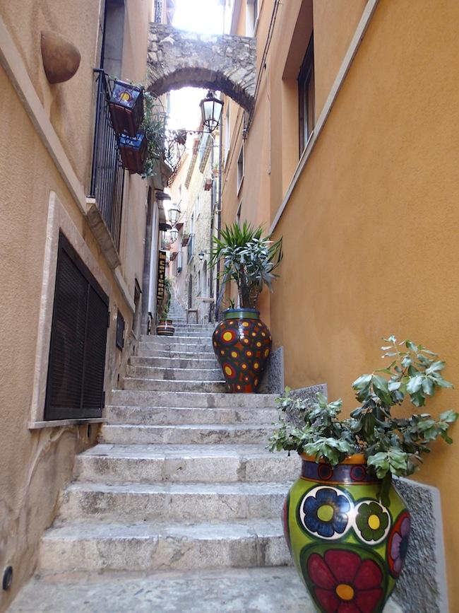 calles taormina