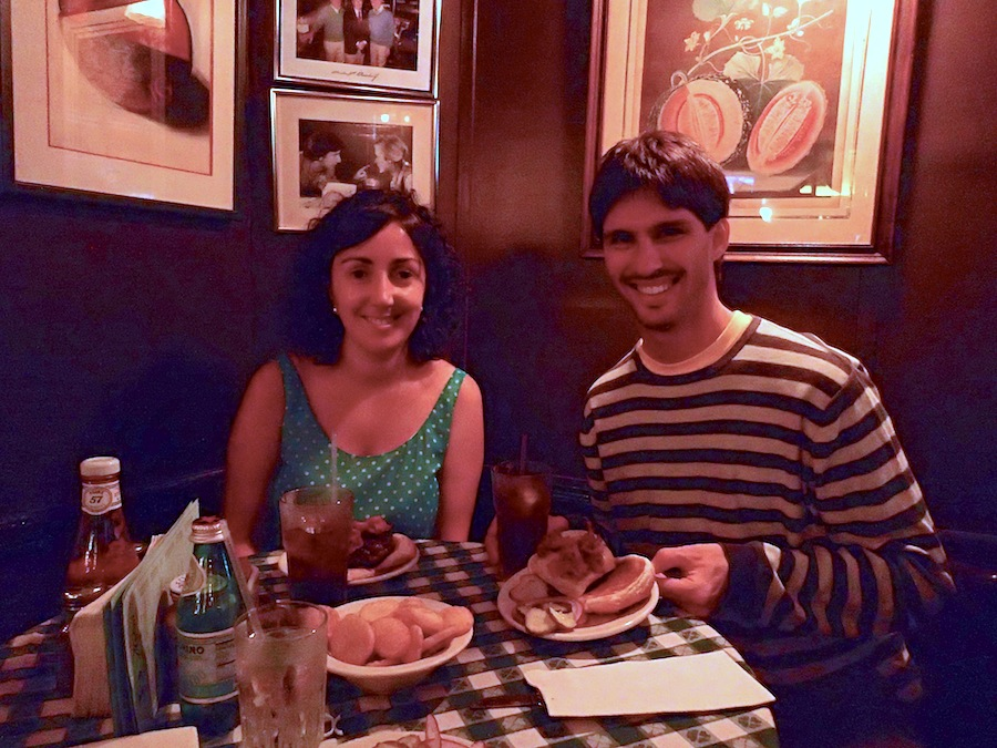 comer en nueva york