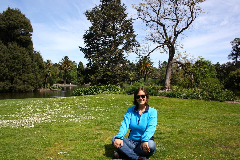 jardin botanico melbourne