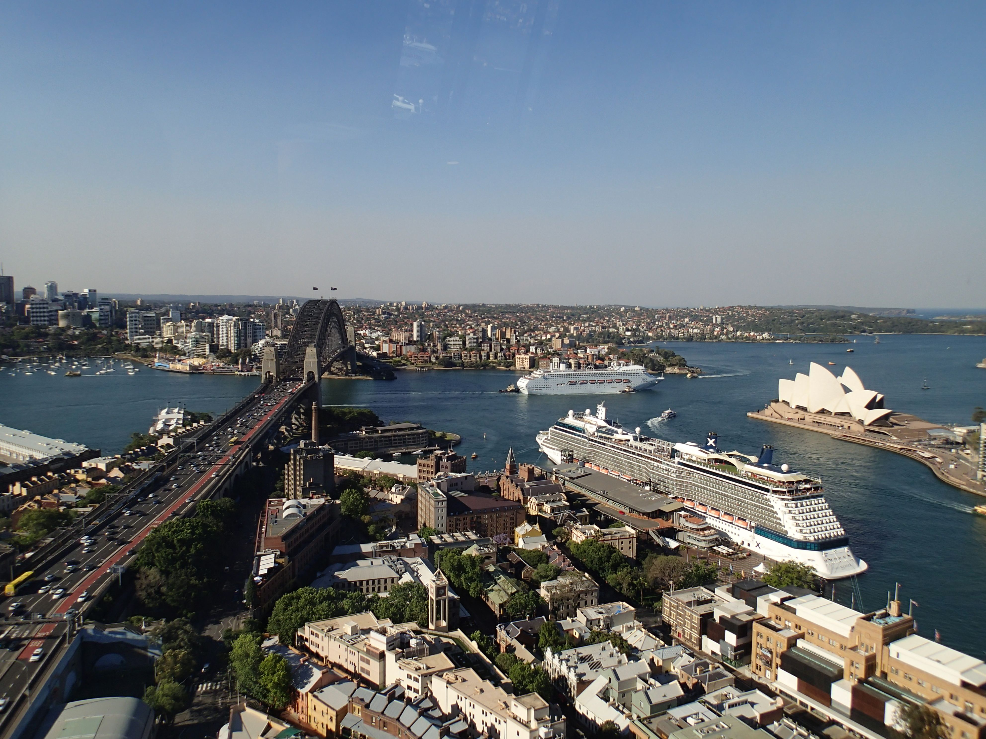 Vistas Shangri La Sydney