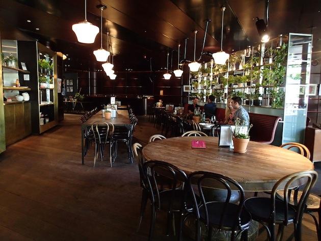 Restaurante Beresford Hotel