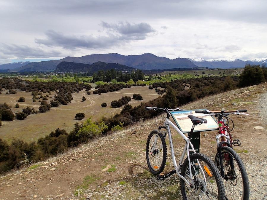 excursion alrededores wanaka albertown