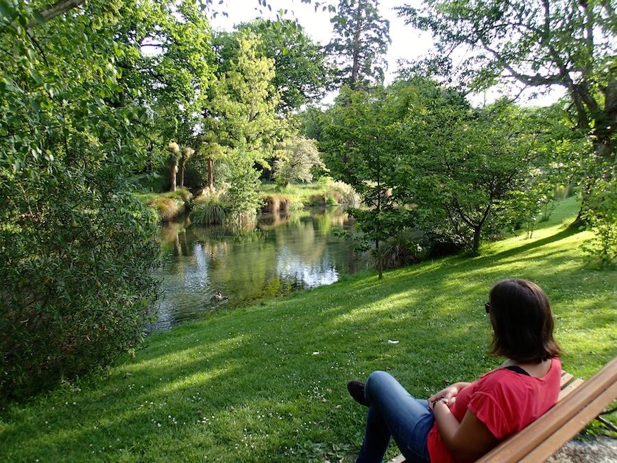 jardines botanicos christchurch